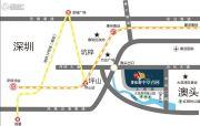 碧桂园中萃公园交通图