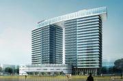 新城总部大厦效果图