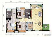 朗曼梦公园0室0厅0卫0平方米户型图