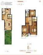 郑州孔雀城0室0厅0卫129平方米户型图