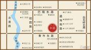 岳阳市迅力机电大市场交通图