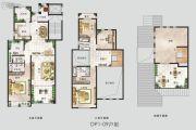 鑫磊森林湖0室0厅0卫258--300平方米户型图