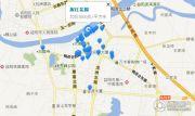 滨江花园交通图