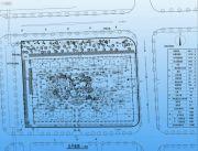 时代茗苑规划图
