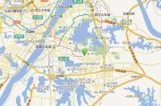 光谷悦城交通图