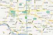 成都城市名人酒店交通图