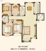 凤凰花园南区4室2厅2卫0平方米户型图