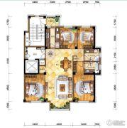马德里皇家水岸0室0厅0卫0平方米户型图