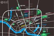 皇巢北郡交通图