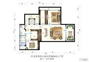 保利西山林语4室3厅5卫435平方米户型图