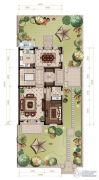新盛大滩六号院6室3厅5卫0平方米户型图