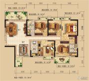 远辰龙湾名郡5室2厅2卫161--162平方米户型图