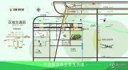 华融・现代城交通图