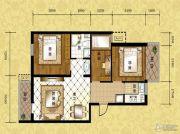格林小镇3室2厅1卫0平方米户型图