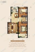 天成和园2室2厅1卫0平方米户型图