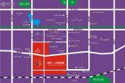 国控中州新城交通图