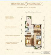 柳江碧桂园0平方米户型图