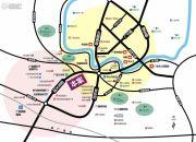 广高新城交通图