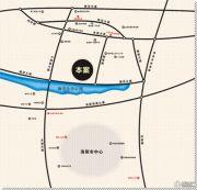 汤街小镇交通图