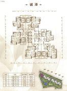 中鼎・君和名城0平方米户型图