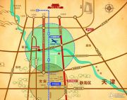 翠湖澜庭交通图