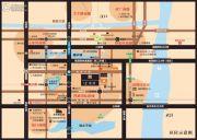 武汉正荣府交通图