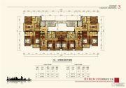 林立欣园2室2厅2卫89--113平方米户型图