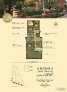国祯广场100--103平方米户型图