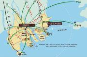 中邦・御珑湾交通图