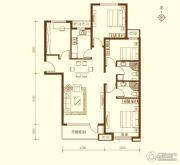鸿坤・原乡溪谷4室2厅2卫121--126平方米户型图