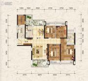 合生上观国际5室2厅2卫0平方米户型图