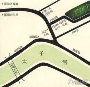 明翠山庄交通图
