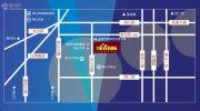 敏捷金谷国际交通图