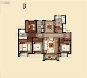 中昂朗琴4室2厅2卫0平方米户型图