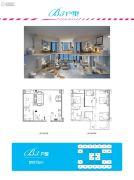 新景国际城1室1厅1卫0平方米户型图