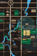 北大资源颐和翡翠府交通图