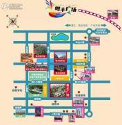 粤丰广场交通图