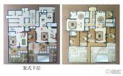 紫园5室3厅3卫280平方米户型图