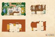 华宇天宫花城3室2厅3卫131--152平方米户型图