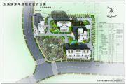 溪泽华庭规划图