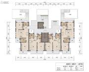 花都颐庭2室1厅0卫49--78平方米户型图