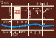中纺佳苑・颐和铭郡交通图