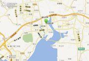 融信铂悦湾交通图