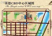 朗悦君庭交通图