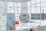 明�@锦绣天成交通图