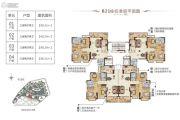 肇庆恒大鼎湖豪庭120--121平方米户型图