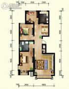 金宇名庭3室2厅1卫0平方米户型图
