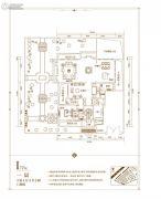 俊发・九夏云水3室4厅3卫0平方米户型图