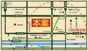 苏宁天御广场交通图