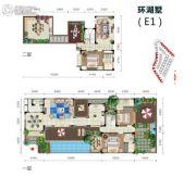 石梅半岛3室4厅4卫120平方米户型图